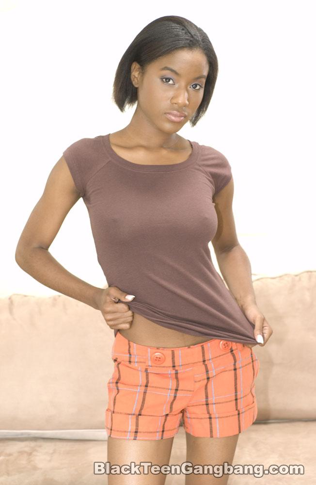 Oktober 2009 hot black teen